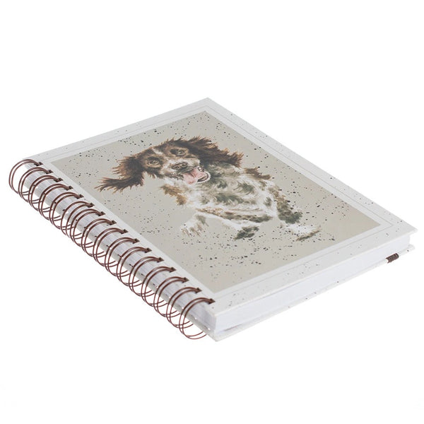 Farm Dog Wrendale Notebook