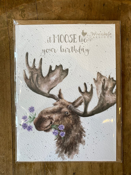 Wrendale Occasion Cards