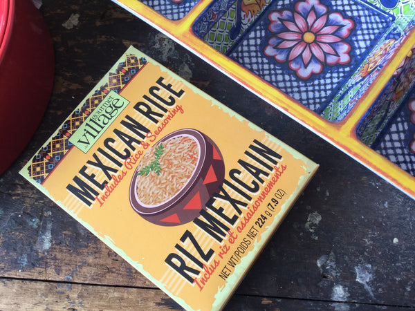 Mexican Rice - Gourmet du Village