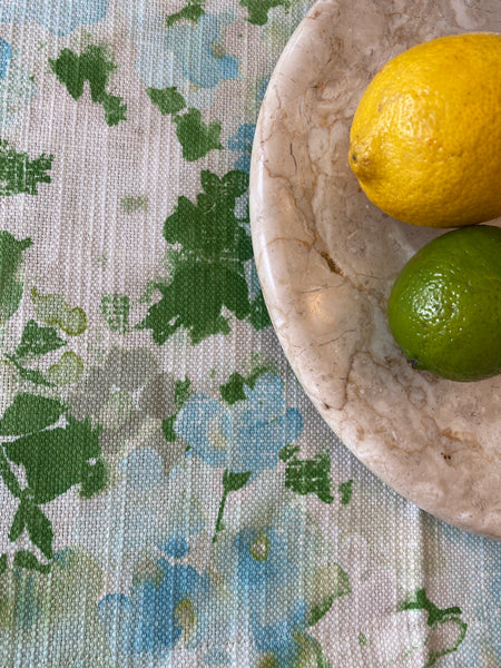 Spring Textured Table Runner