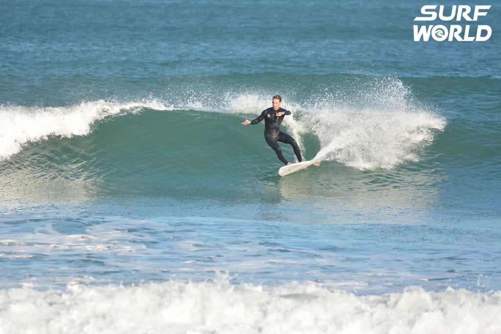 Surfing South Florida Cutback