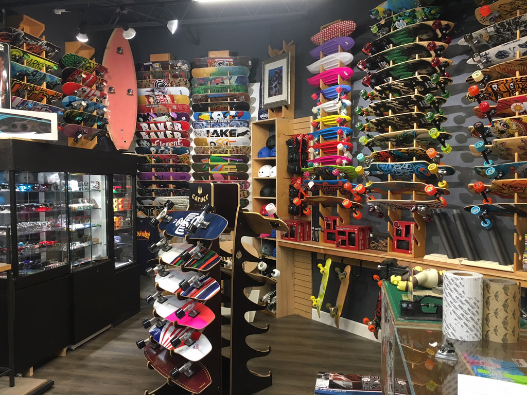 vans skate shop locations