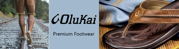 Olukai Sandals in Florida Surf World Surf Shop