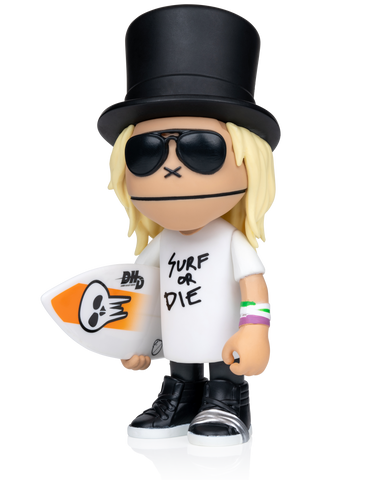 Sun Bum Rasmus King Vinyl Figure