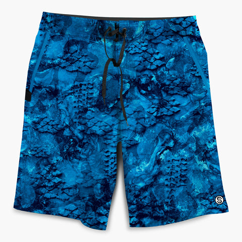 SCALES First Mates Boardshorts - Blue