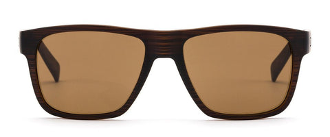Otis Life On Mars Woodland Matte Brown Polar Sunglasses - SURF WORLD Florida