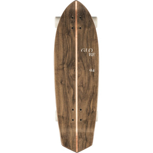 "Globe Insider 31"" Complete Longboard Skateboard - Walnut Copper SURF WORLD"