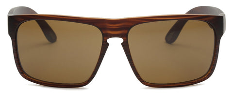 Otis Last Night Woodland Matte Tropical Brown Sunglasses 811303 - SURF WORLD Fort Lauderdale Florida