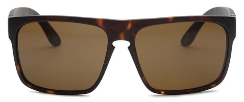 Otis Last Night Matte Tort Tropical Brown Polarized Sunglasses 811408P - SURF WORLD Fort Lauderdale Florida