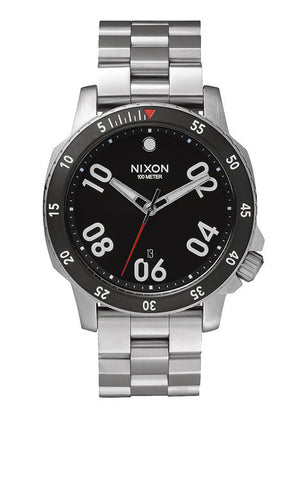 Nixon Ranger Black Watch A506 - SURF WORLD Florida