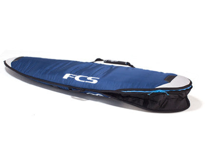 FCS Dual Funboard 6'3 Blue Travel Bag BDU063FBBLU - SURF WORLD Florida