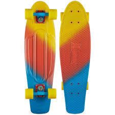 "Penny 27"" Nickel Fade Complete Skateboard 1CPEN07FDCNRYYR - SURF WORLD Florida"