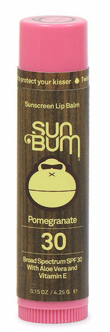 Sun Bum Pomegranate Lip Balm SPF 30  2046028 - SURF WORLD Florida