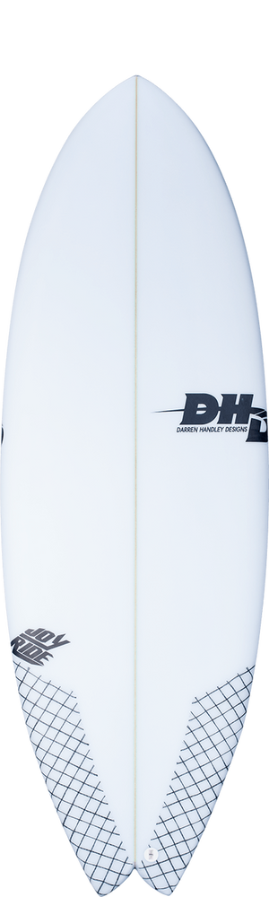 DHD Joy Ride Surfboard 5'4 x 21 x 2 1/2 DHDJR5410459 SURF WORLD