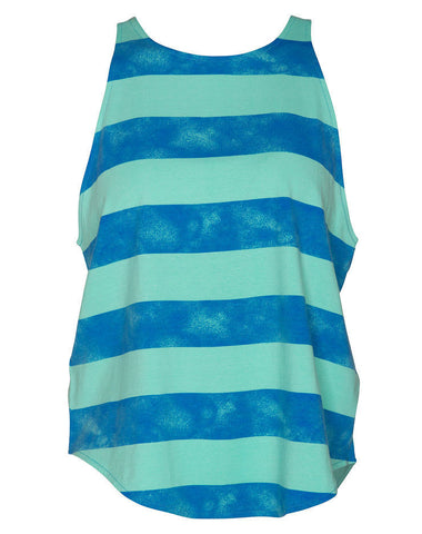 Hurley Tommy Boy Knit Women's Tank Top GKT0001460 3KCB TBLU - SURF WORLD Florida