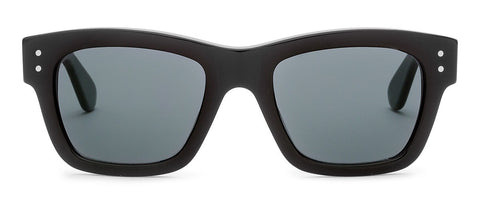 Otis Missing Pieces Black Grey Polarized Sunglasses 931601P - SURF WORLD Florida