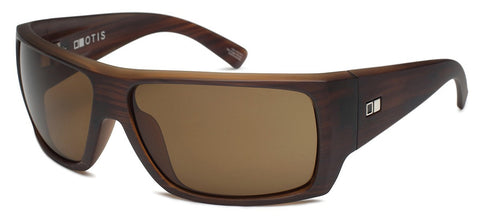Otis The Insider Woodland Matte Brown Polarized Sunglasses 901503P - SURF WORLD Fort Lauderdale Florida