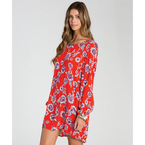 Billabong Womens Heart Strayed Dress - SURF WORLD Fort Lauderdale Florida