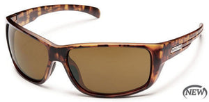 SunCloud Milestone Matte Tort Brown Sunglasses SMIPPBRTT SURF WORLD