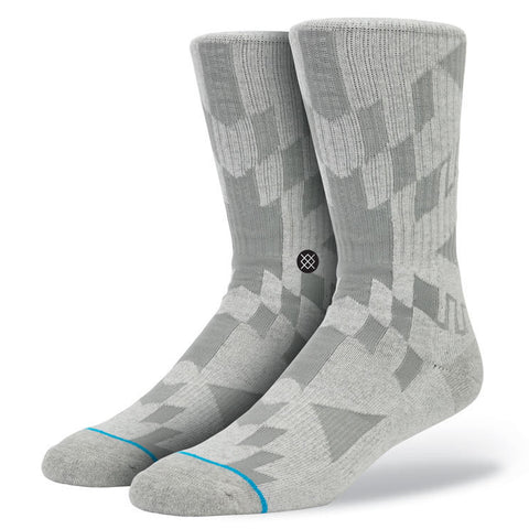 Stance Raleigh Men's Grey Socks M311C15RAL - SURF WORLD Florida