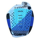 On A Mission Cory Lopez Traction Pad Blue TP15CLBLU - SURF WORLD Florida