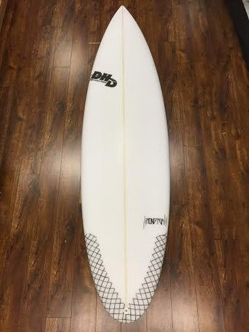 DHD Monster 6'8 x 21-1/2 x 2-7/8 44L Surfboard #10725 DHD10725 - SURF WORLD Florida