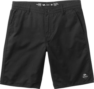 RVCA Balanced Solid Hybrid Walkshorts MC206BLS SURF WORLD