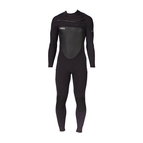 Oneil Superfreak FZ 3/2mm Black Full Wetsuit 4407BLK - SURF WORLD Florida