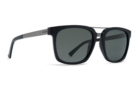 Vonzipper Plimpton Polar Black Grey Sunglasses SMPFCPLIBPP - SURF WORLD Florida