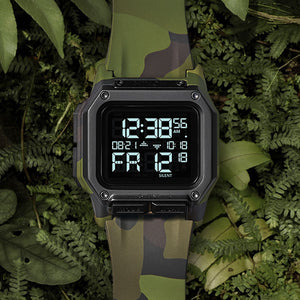 Nixon Regulus Digital Watch - Multicam Tropic Camo