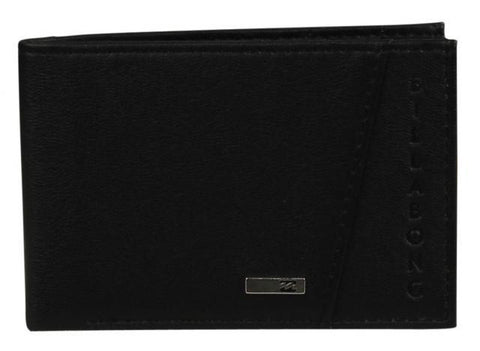 Billabong Revival Flip Wallet Black MAWTEREVBLK - SURF WORLD Florida