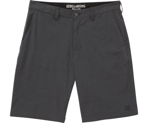 Billabong Crossfire X Asphalt Submersible Hybrid Shorts M201ECRX-ALT - SURF WORLD Florida