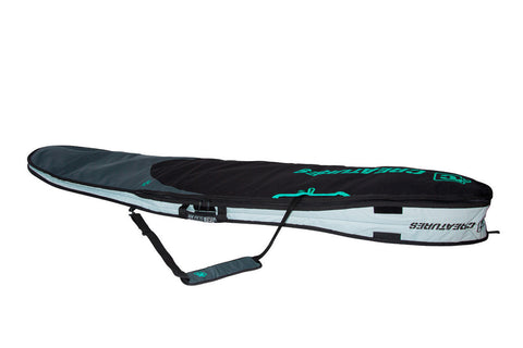 "Creatures Of Leisure 9'6"" Longboard Black Charcoal Day Use Boardbag CLD096BKCH - SURF WORLD Florida"