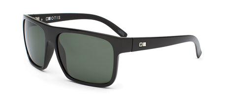 Otis After Dark Matte Black Grey Mineral Glass Polarized Lens Sunglasses - SURF WORLD Florida