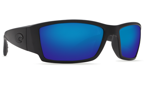 COSTA CORBINA BLACKOUT BLUE MIRROR 580G GLASS LENS POLARIZED SUNGLASSES - SURF WORLD Florida