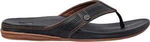 Reef Mens Cushion Bounce Lux Sandal - Black Brown