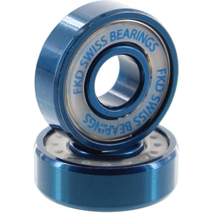 FKD Ice Swiss Skateboard Bearings
