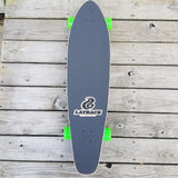 Layback New Wave Kicktail 40 x 9.5in Complete Skateboard
