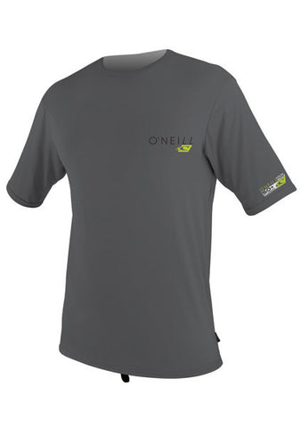 Oneill Men's Smoke Short Sleeve Rashguard - SURF WORLD Fort Lauderdale Florida
