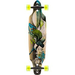 Sector 9 Mini Lookout 17 Wilderness Range Complete 37.5 x 9.25 - SURF WORLD Florida