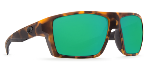 Costa Bloke Matte Retro Tort Matte Black 580P Sunglasses - SURF WORLD Fort Lauderdale Florida