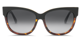Electric Danger Cat Darkside Tort OHM Grey Lens Sunglasses SURF WORLD
