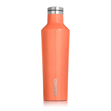 Corkcicle Canteen 16oz Gloss Peach Echo 2016GPE - SURF WORLD Florida