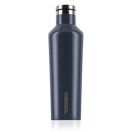 Corkcicle Canteen 16oz Graphite - SURF WORLD