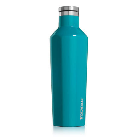 Corkcicle Canteen 16oz Gloss Biscay Bay 2016GBB - SURF WORLD Fort Lauderdale Florida
