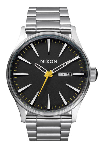 Nixon Sentry SS Grand Prix Watch - SURF WORLD Fort Lauderdale Florida