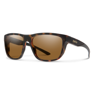 Smith Barra Matte Tortoise ChromaPop Polarised Brown Sugnlasses