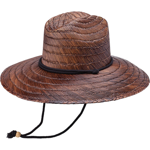 Peter Gimm Costa Dark Brown Lifeguard Hat PGB1011 - SURF WORLD Fort Lauderdale Florida