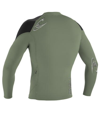 Oneill Hammer 1.5 Wetsuit Top Light Green 4177CJ3 - SURF WORLD