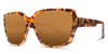 Electric Honey Bee Rose Tort OHM Bronze Lens Sunglasses SURF WORLD